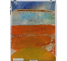 Ice Art Abstract #1 iPad Case/Skin