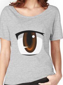 Anime Eye Women's Relaxed Fit T-Shirt