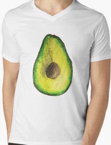 kinda random avocado Mens V-Neck T-Shirt