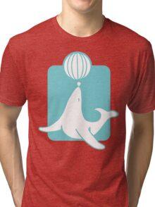 Snow Seal Tri-blend T-Shirt