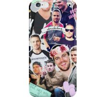 Stephen Amell collage iPhone Case/Skin