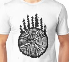 the wisdom is in the trees Unisex T-Shirt