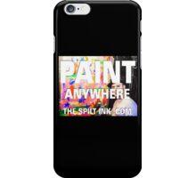 THE SPILT INK on THE SPILT INK III iPhone Case/Skin