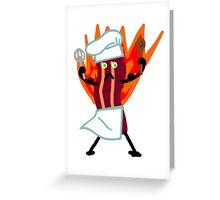 Baking Bits! Greeting Card
