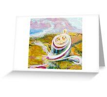 Beloved babies Greeting Card