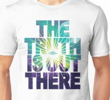 Seek The Truth Unisex T-Shirt