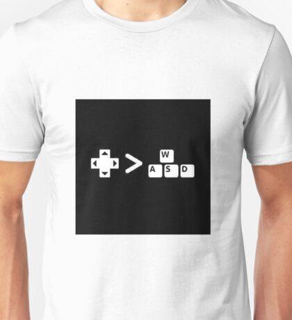 console gamer Unisex T-Shirt