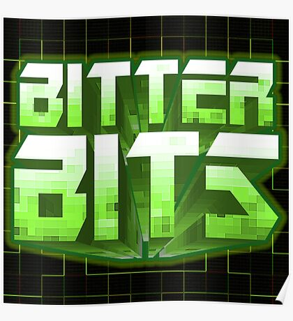Bitter Bits Poster