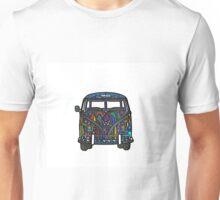 Hippie Split Unisex T-Shirt