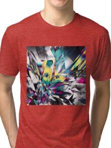 Glitch   FRVQL Tri-blend T-Shirt