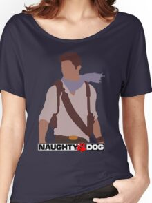 Uncharted 3 - Minimalist Drawing Women's Relaxed Fit T-Shirt