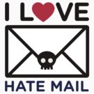 I Love Hate Mail by artpolitic