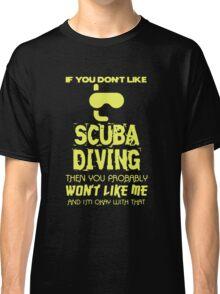 Scuba Diving T-shirt Classic T-Shirt