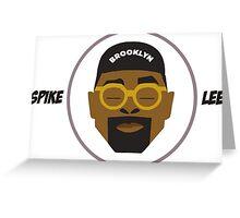 SPIKE LEE Greeting Card
