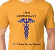 Team Dermatology - Boat Racing Games Unisex T-Shirt