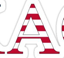 Kappa Alpha Theta - USA Sticker