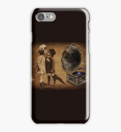 YOU ARE MY SWEETEST LOVE -VIDEO I MADE UP OVER 1,441 VIEWS ON UTUBE ) iPhone Case/Skin