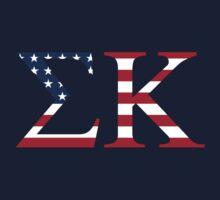 Sigma Kappa - USA Kids Tee