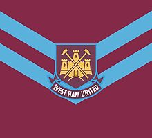 WEST HAM UNITED 8 by arisfebriyanto