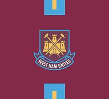 WEST HAM UNITED 9 by arisfebriyanto