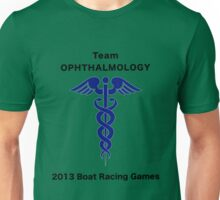 Team Ophthalmology - Boat Racing Games Unisex T-Shirt