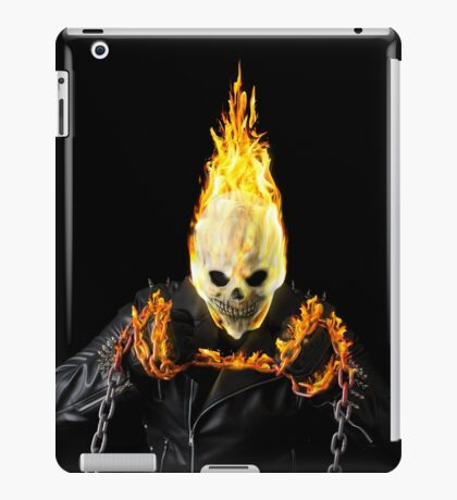 Ghost Rider iPad Case/Skin