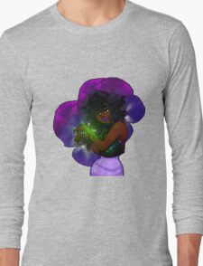 Shrinking Violet Long Sleeve T-Shirt