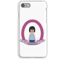 UHHHHHH // Tina Belcher iPhone Case/Skin