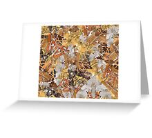 Spicy Moth Greeting Card