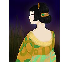 Lady of the Reeds Photographic Print