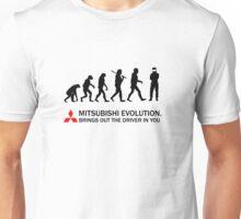Mitsubishi Evolution Design 3 Unisex T-Shirt