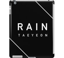 Girls' Generation (SNSD) Taeyeon 'Rain' iPad Case/Skin