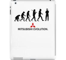 Mitsubishi Evolution Design 1 iPad Case/Skin