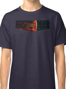 Death Star Targeting Computer Classic T-Shirt