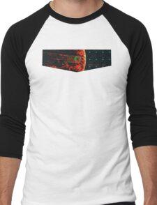 Death Star Targeting Computer Men's Baseball ¾ T-Shirt