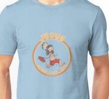 Jésus : Notre Sauveteur Unisex T-Shirt