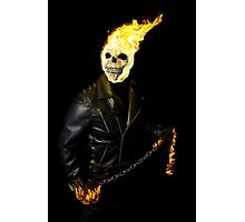 Ghost Rider 3 Photographic Print