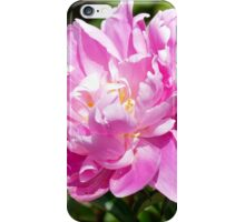 Perfect Pink Peony - Southland NZ iPhone Case/Skin