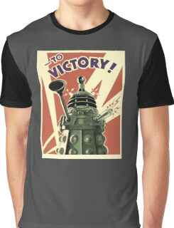 Doctor Who Dalek Graphic T-Shirt