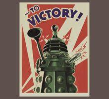 Doctor Who Dalek by AnorakChampion