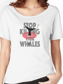 Stop the killing Women's Relaxed Fit T-Shirt