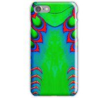 Electric Mantis Shrimp iPhone Case/Skin