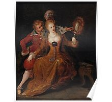 Frans Francken the Younger, Allegory of Sight Poster