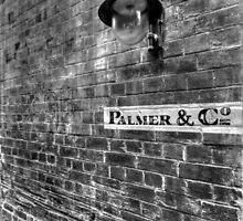 Palmer & Co, Abercrombie Lane. by Ian Ramsay
