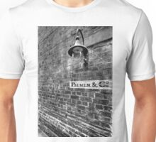 Palmer & Co, Abercrombie Lane. Unisex T-Shirt
