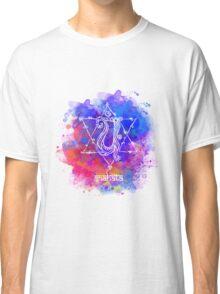 Anahata Chakra Symbol Classic T-Shirt
