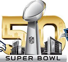Carolina Panthers VS Denver Broncos by AlbaGG