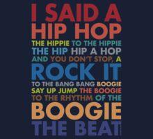 I said a Hip Hop by Koleidescope