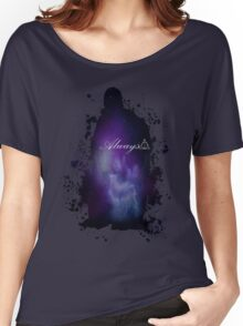 Harry Potter - Always Women's Relaxed Fit T-Shirt