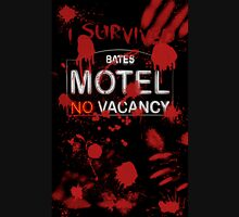 I Survived Bloody Bates Motel Unisex T-Shirt